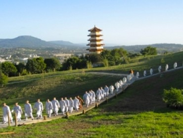 Nan Tien Temple Retreat