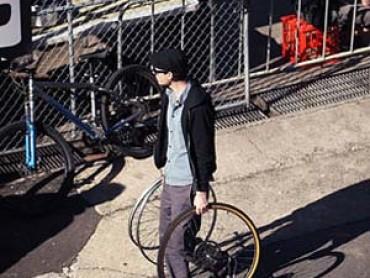 Deus bicycle swap meet