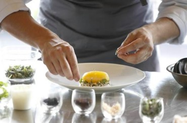 Shewry fronts Whitsundays foodie affair