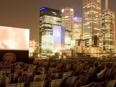 Top 5 Outdoor Cinemas