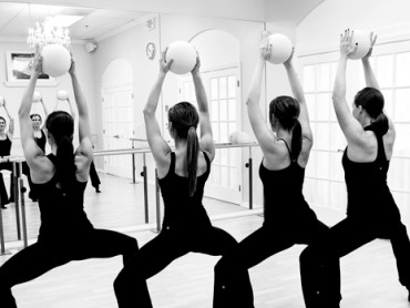 Xtend Barre at CorPilates