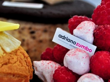 Oh, the croquet-en-bouche! Adriano Zumbo launches tell-all cookbook