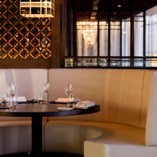 BLACK by ezard - dining booth_500x500
