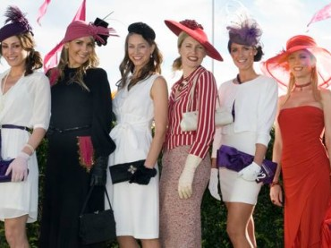 An Etiquette Guide to Melbourne Cup