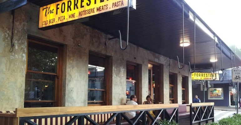 The Forresters Lands in Surry Hills
