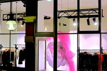 Lover Opens Up Shop
