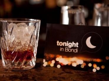 Tonight in Bondi