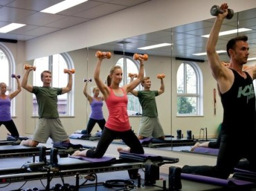 KX Pilates workouts challenge to the core