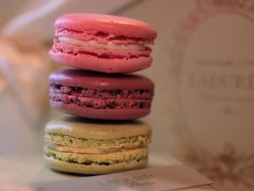 Laduree parlour opens in Sydney