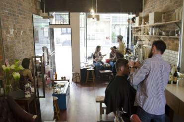 Cleveland's Salon & Cafe