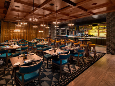 The Bourbon A new flame touches down in Kings Cross