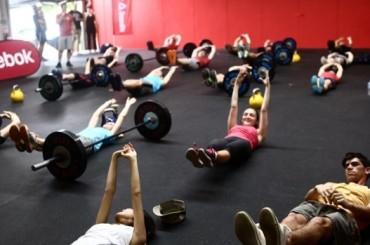 Give 'em Cold Steel at Reebok CrossFit GCS