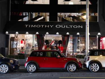 Timothy Oulton Comes to Town
