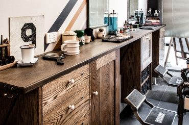 The Barber Shop Bar