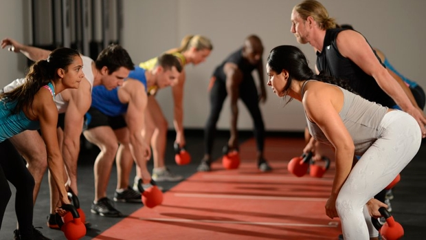 Fitness First The Zone 3