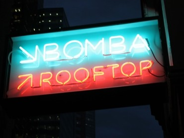 Bomba Bar Rooftop Cocktails and Tapas