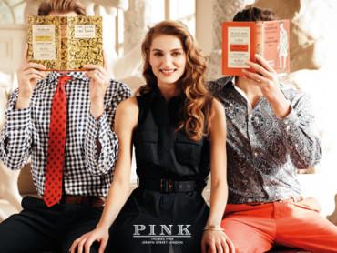 Thomas Pink Shirt Craftsmanship