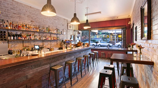 Neighbourhood Bondi bar