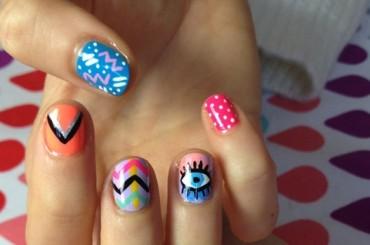 I Scream Nails Nail Art