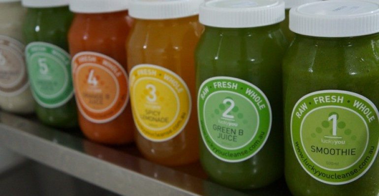 Our Favourite Places to Get Your Juice Cleanse Fix in Sydney