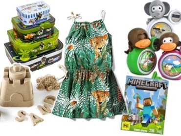 Kids Christmas Gift Guide 2013