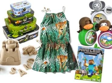 Kids Christmas Gift Guide 2013