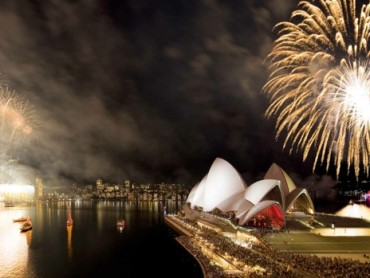 Our Guide to Countdown to NYE 2013 Sydney