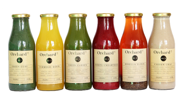 Juice Cleanse - Orchard