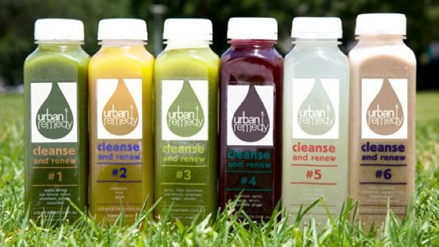 Juice Cleanse - Urban Remedy