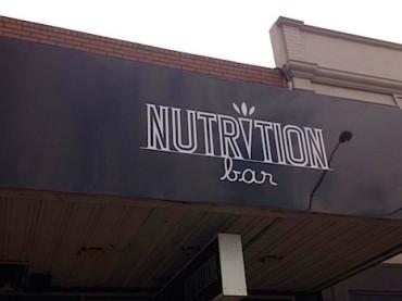 Nutrition Bar now nourishing