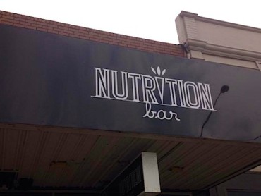 Nutrition Bar now nourishing
