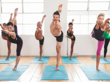 Yoga's Finest Joins Bikram Fitzroy for one Night