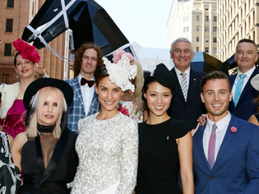 The Autumn Racing Carnival gets a slice of Little Sydney