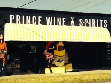 Harper & Blohm shacks up with Prince Wine Store Essendon