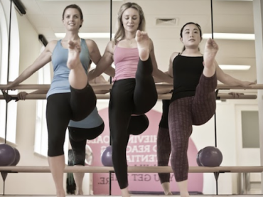 KX Pilates takes it to the next level with KX Barre
