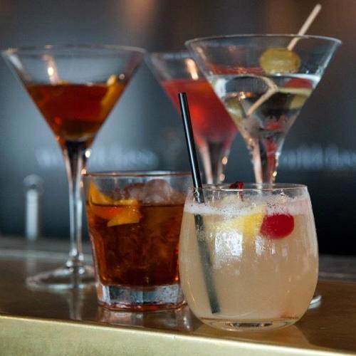 World Class cocktails
