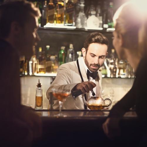 World Class Cocktail Week 2012 Winner Tim Phillips