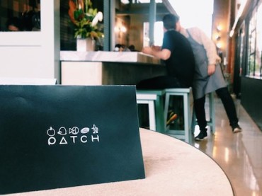 Patch Cafe Gives Paleo a Home
