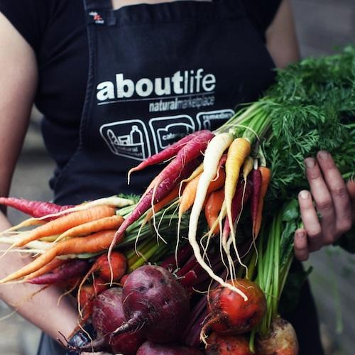 This wholefoods market sells plenty of fresh produce