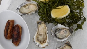 Rick Stein Bannisters_Oysters Charentaise