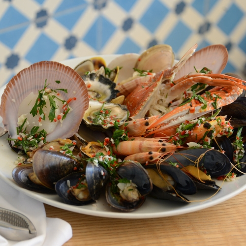 Rick Stein Bannisters_Shellfish