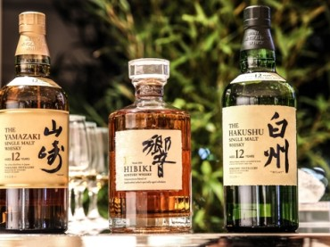 Discover the Art of Japanese Whisky With The House of Suntory