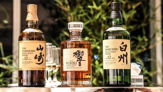 Suntory Whisky_Yamazaki 12yo, Hibiki 17yo, Hakushu 12yo