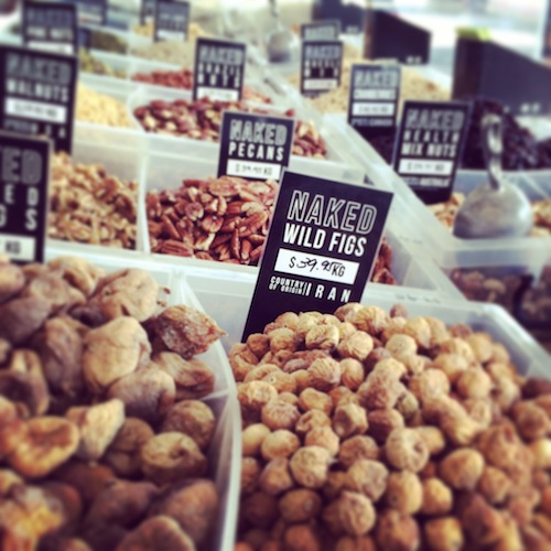 Go nuts at Naked Foods