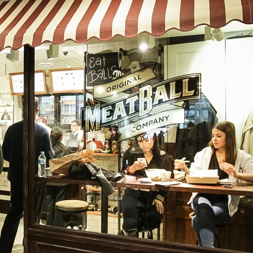 Original Meatball Company
