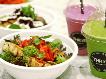 Paleo Fast Food Hits Westfield Sydney