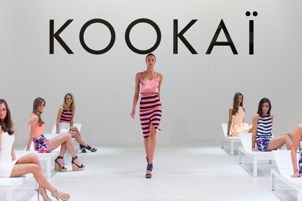 Kookai Spring Summer 2014