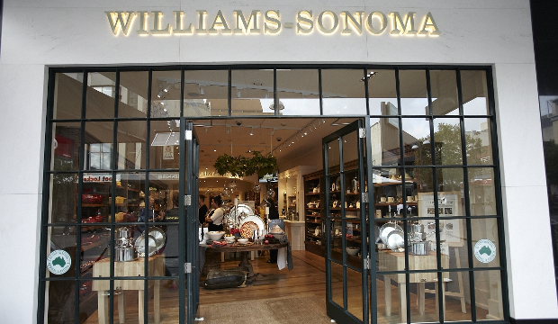 Williams-Sonoma store front