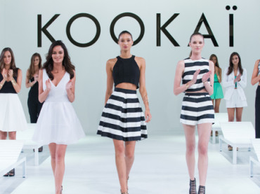 Kookai Kicks Off the Summer Vibes