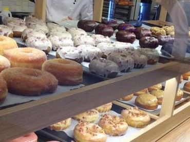 Delicious Doughnuts Are Just a Shortstop Away